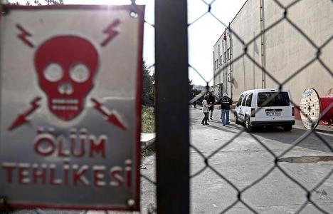 Beyoğlu'nda trafo merkezinde patlama!
