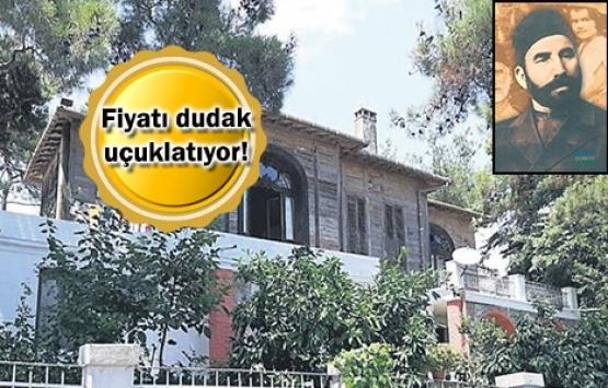 Hacı Zeynelabidin Tagiyev'in Büyükada'daki yalısı satışa çıktı!