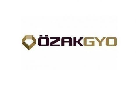 Özak GYO'nun toplantı