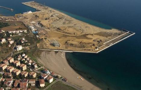 Türkiye'nin en büyük konteyner limanı bugün açılacak!