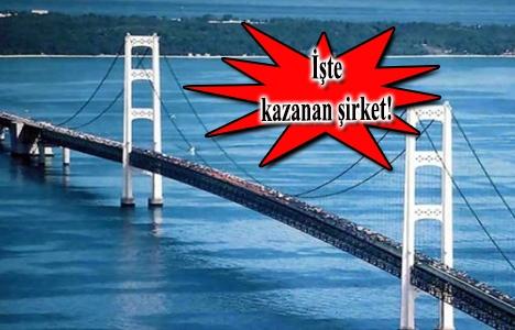 1915 Çanakkale Köprüsü'nde ihaleyi kazanan belli oldu!