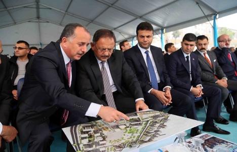 Şehr-i Bağcılar ve THY Sitesi'nin temeli atıldı!