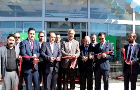 Erzurum'da mobilya ev tekstili ve beyaz eşya fuarı açıldı!