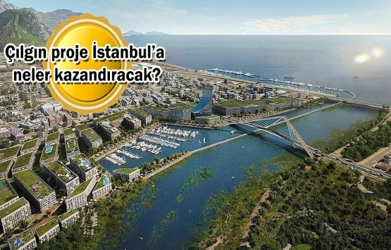 Kanal İstanbul projesinin amacı nedir?