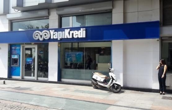 Yapı Kredi Bankası konut kredisi faizlerinde indirim!