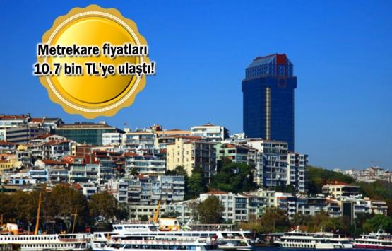 İstanbul'un gayrimenkulde en