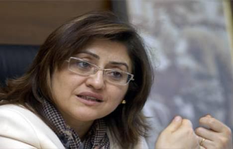 Fatma Şahin: Gaziantep'teki