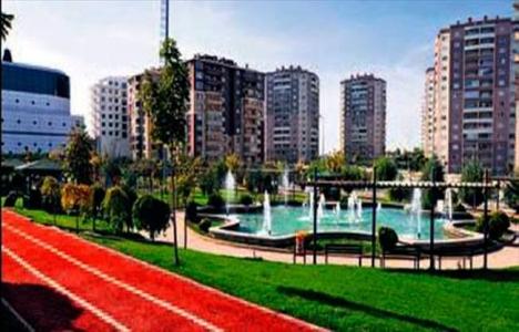 Ankara Mamak'ta konutlar