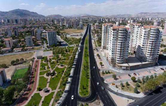 Kayseri Büyükşehir'den 620