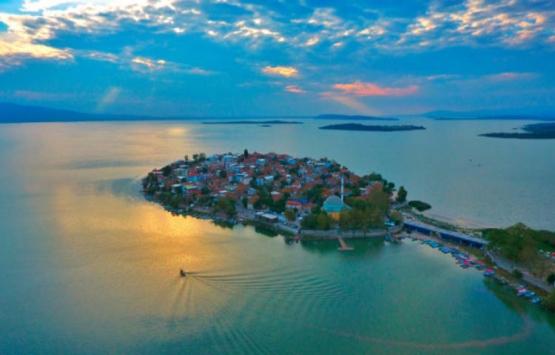 Bursa Gölyazı'nın imar