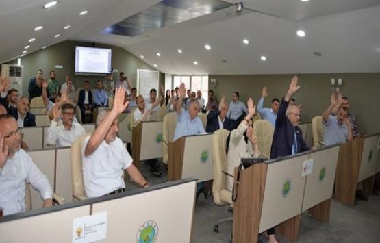 Hendek Belediye Meclisi'nde imar konuşuldu!
