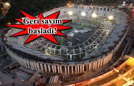 Beşiktaş Vodafone Arena'dan