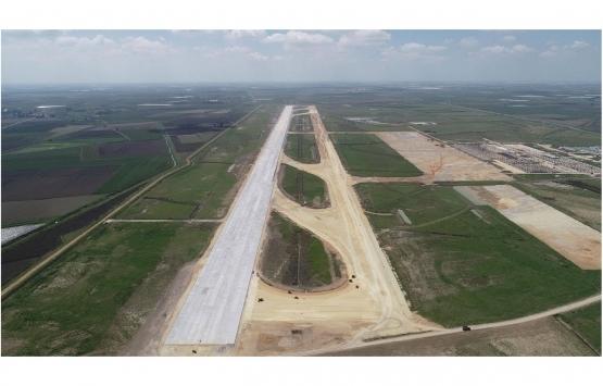 Çukurova Havaalanı ihalesi 26 Ekim'de!
