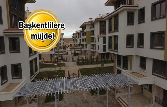 TOKİ Kuzey Ankara Kent Girişi 3. Bölge başvuruları başladı!