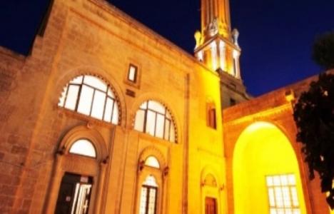 Mardin'de tarihi mekanlar