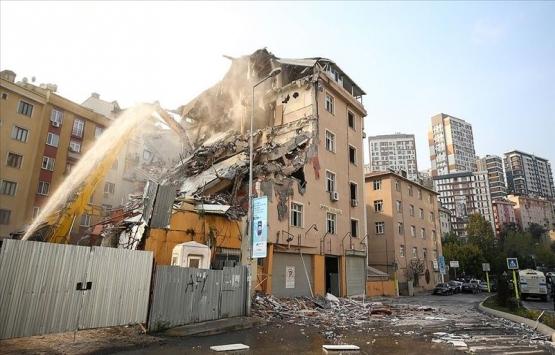 Kağıthane'de yıktırılan yurt binası raporunun detayları!