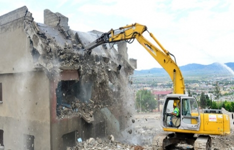 Kahramanmaraş'ta kentsel dönüşüm