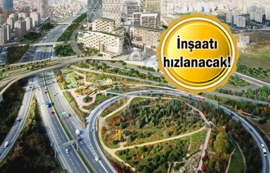 Finans Merkezi'ne 'İstanbul' dokunuşu!