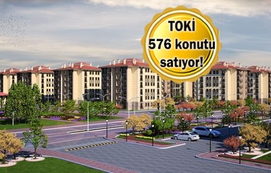 TOKİ'den 367 lira