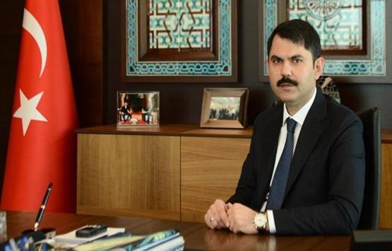 Murat Kurum yarın