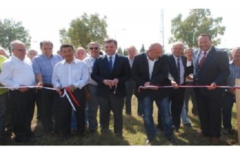 Kırklareli Büyükmandıra Kültür Merkezi hizmete açıldı!