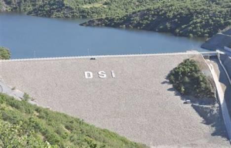 Afyonkarahisar'ın Çay ilçesindeki barajın çalışmalarına başlandı!