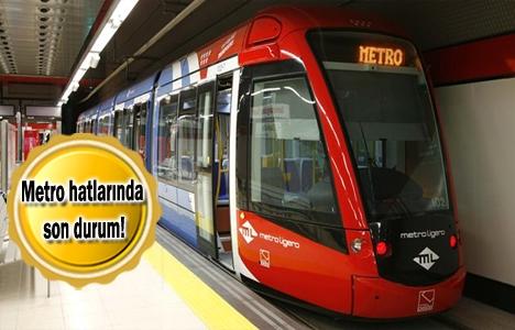 İstanbul'un yeni metro hatları!