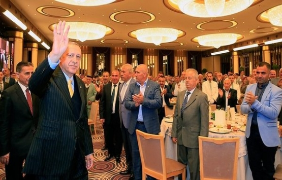 Cumhurbaşkanı Erdoğan: Türkiye'yi