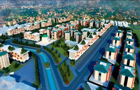 Osmangazi Soğanlı'da kentsel dönüşüm başladı!