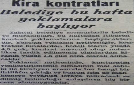 1937 yılında İstanbul