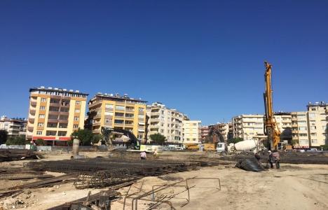 Uğur Mumcu Battı Çıktı Projesi'nde kazık çalışmaları başlıyor!