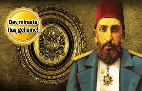 Sultan 2. Abdülhamid'in dev mirasında sona geliniyor!