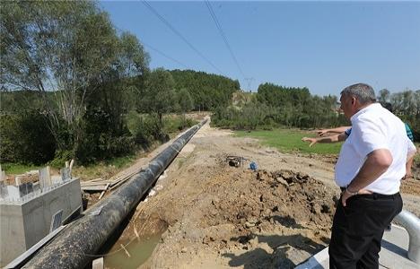 Sakarya'ya 100 milyonluk baraj geliyor!