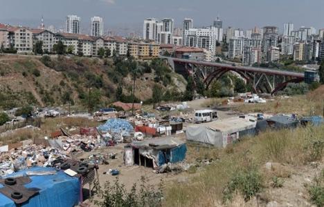 Ankara Dikmen Vadisi'ndeki