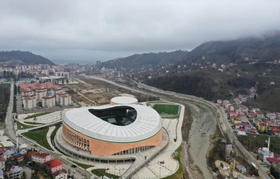 Çotanak Stadı için geri sayım başladı!
