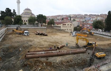 Şile Kent Meydanı ve Katlı Otopark projesi şekilleniyor!