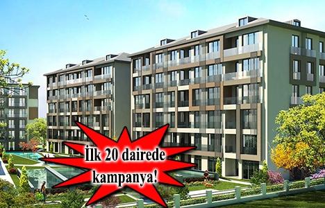 Tuzla Serender Evleri yüzde 10 indirimle satışta! Yeni proje!