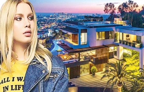 Aleyna Tilki Amerika'da 14 bin dolara ev kiraladı!