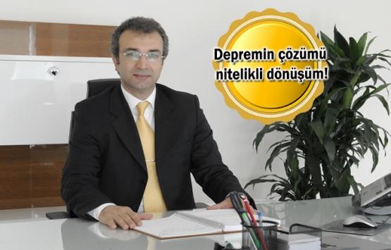 Türkiye'deki 7.5 milyon bina acilen yenilenmeli!