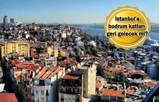 İnşaat sektörünün gözü İstanbul İmar Yönetmeliği'nde!