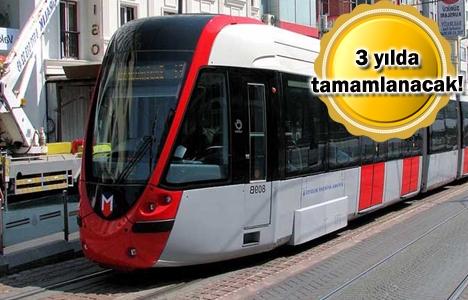 Eminönü-Alibeyköy Tramvay Hattı'nın