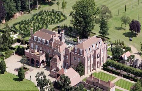 Beckingham Sarayı 12