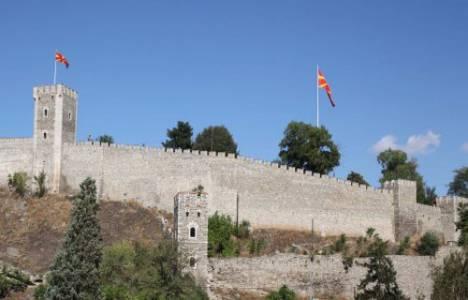 Tarihi Üsküp Kalesi'nde Osmanlı Müzesi açılıyor!