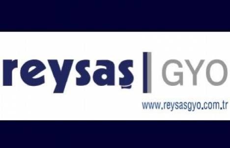 Reysaş GYO İzmir Görece'deki deponun ruhsatını aldı!