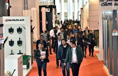 Turkeybuild İzmir bugün açıldı!