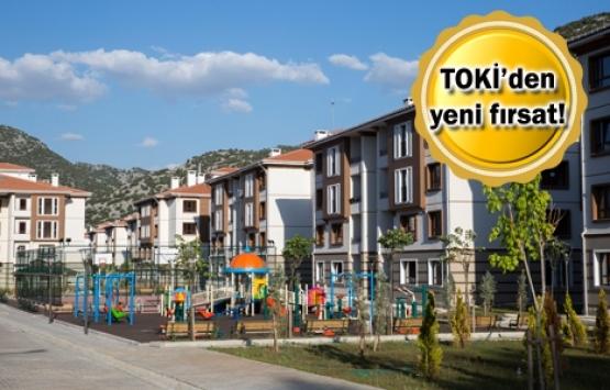 TOKİ'den satılık 55 konut, 159 iş yeri!