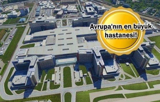 Ankara Şehir Hastanesi açıldı!