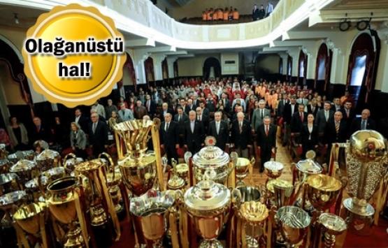 Galatasaray Divan Kurulu Riva ve Florya için bugün toplanıyor!