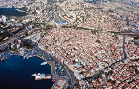 Kadıköy kentsel dönüşümle