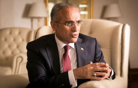 Yalçın Topçu, Kıbrıs Su Temin Projesi'nin önemine işaret etti!